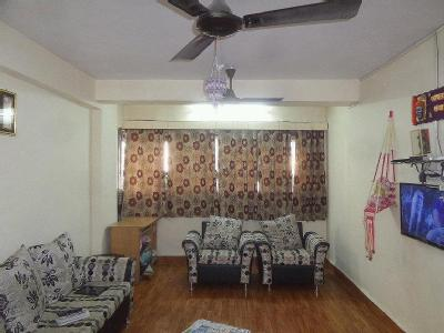 Vashi, Sunflower Road, Near Axis Bank, Sector 17, Navi Mumbai