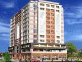 Centre Court Apartment, lissy Hospital Ernakulam North, Railway Station Kochi