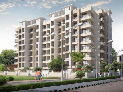 2 BHK Flat for sale, Highlands - Lift