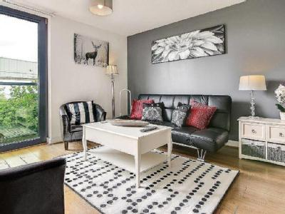 , B5, Birmingham - Furnished, Balcony