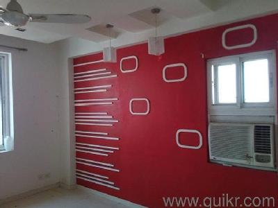 3 BHK Flat to rent, Lucknow - Lift