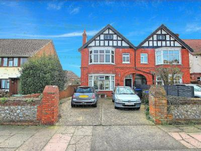 St Michaels Road, Worthing, West Sussex, BN11