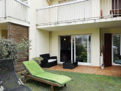 LE TOUQUET PARIS PLAGE - Appartement, Jardin
