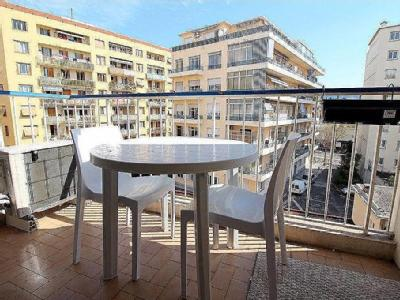 NICE - Balcon, Appartement, Climatisation