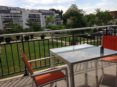 Appartement en location, Strasbourg - Parking