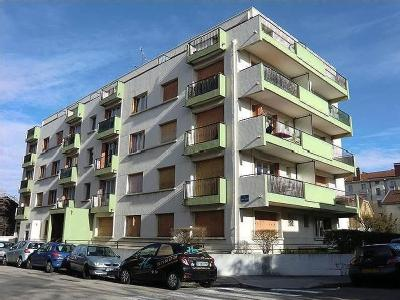 Grenoble - Appartement, Balcon, Cave