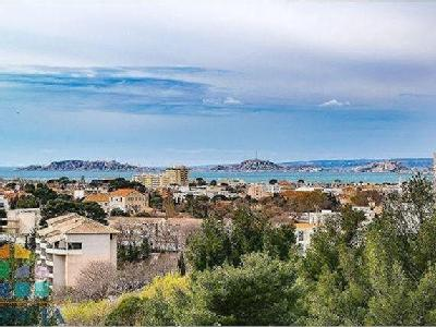 Appartement en vente, Marseille - Balcon