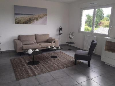 Appartement en vente, Le Versoud - Jardin