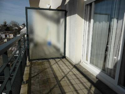 Appartement en location, TREILLIERES - Balcon