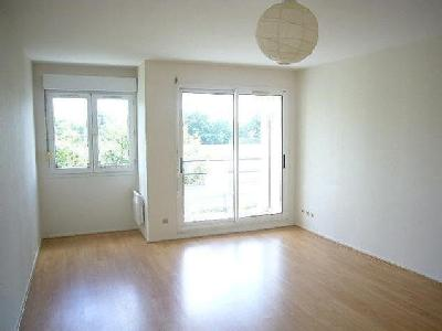Appartement en location, Nantes - Balcon