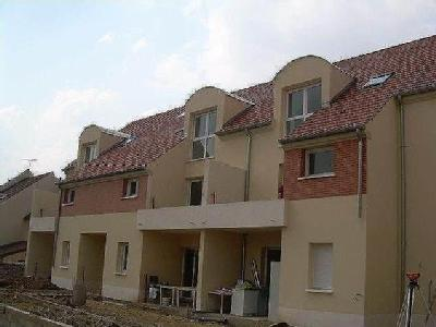 Appartement en location, Louvres - Parking