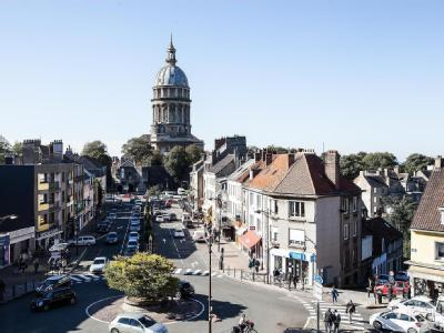 Boulogne Sur Mer - Ascenseur, Parking