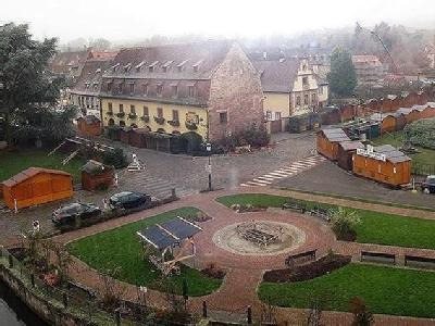 Alsace, Wissembourg - Chauffage Central