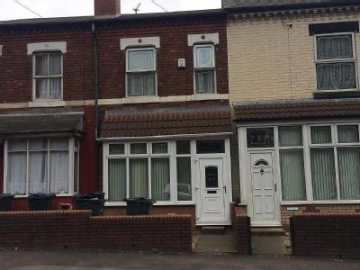Ash Road, Saltley , B8 - Patio, House