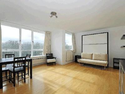 Flat to let, Avenue Road - Gym