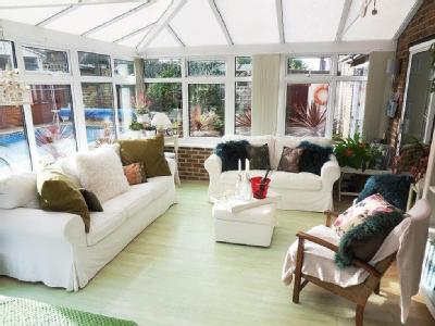 Baring Road Cowes - Detached, Garden