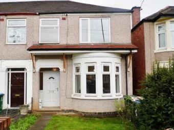 Catesby Road, Coventry CV6 - House