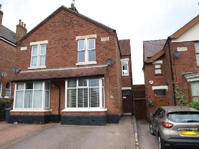 Bearwood Hill Road, Burton-On-Trent, DE15