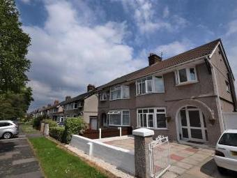 Withert Avenue, Higher Bebington, Wirral CH63