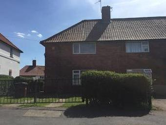 Audley Drive, Beeston Ng9 - Garden