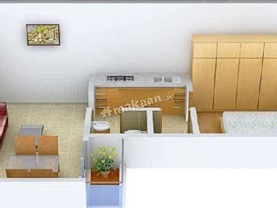 Flat for sale, Project - Yoga Hall