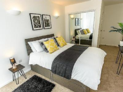 , M4, Manchester - Modern, Furnished