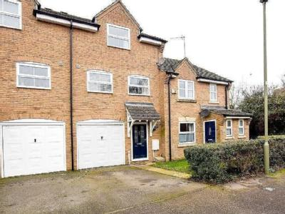 Bryony Road, Bicester, Ox26 - Garden