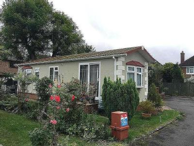 Mullenscote Mobile Home Park, Weyhill, Andover, Sp11