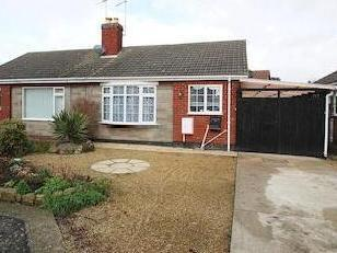 Dutton Avenue, Skegness Pe25 - Garden