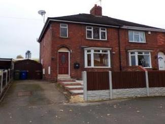 North Street, Cannock WS11 - Garden