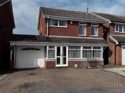 Caughley Close Broseley - Detached