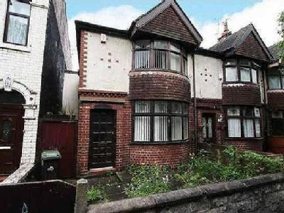House for sale, Cauldon Road - Garden
