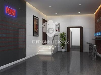 Flat for sale, Central - Gym