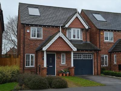 Cherry Tree Close, Charnock Richard, Pr7