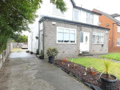 Church Road, Huyton, L36 - Garden
