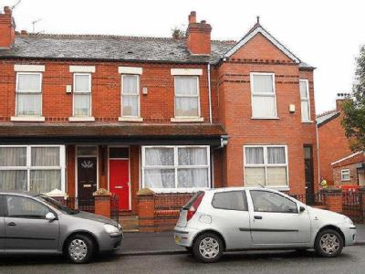 Claremont Road, Moss Side, M14