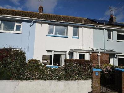Clifford Close, Shaldon, Tq14 - Patio