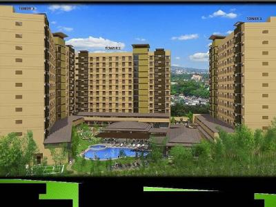 Flat to buy Cebu City - Garden, Gym