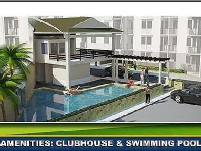Flat to buy Pasay City - Balcony, Gym
