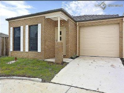Breanne Place, Keysborough - Garden
