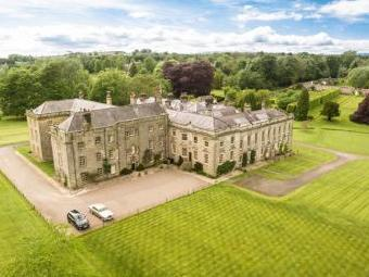 The Park Wing, Callaly Castle, Callaly, Alnwick, Northumberland NE66