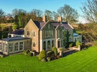 Old Orchard House, High Buston, Nr Alnmouth, Northumberland NE66