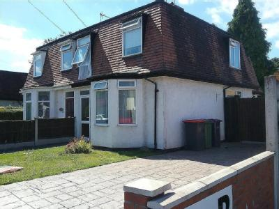 Dawley Road, Arleston, Tf1 - Garden