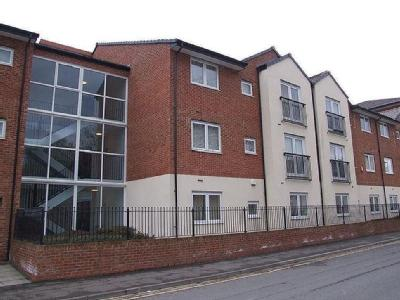Delamere Court, St. Marys Street, CW1