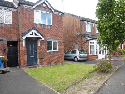 Delamere Drive, Walsall , WS5 - Patio