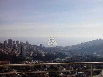 Viña Del Mar, Valparaíso - Terraza