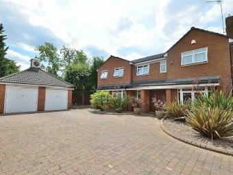 Edwinstowe Close, Weston Favell, Northampton NN3
