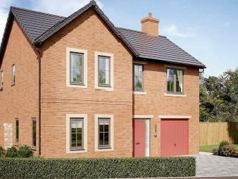 The Norbury at Garden House Drive, Acomb, Hexham NE46