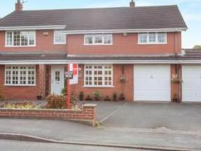 Close Lane, Alsager, Stoke On Trent, Staffordshire ST7