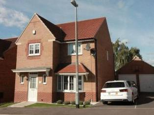 Roxburgh Close, Arnold, Nottingham NG5